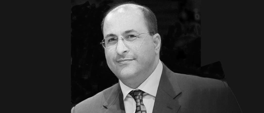 Ido Aharoni - Ambassador, professor, veteran of Israel's Foreign Service