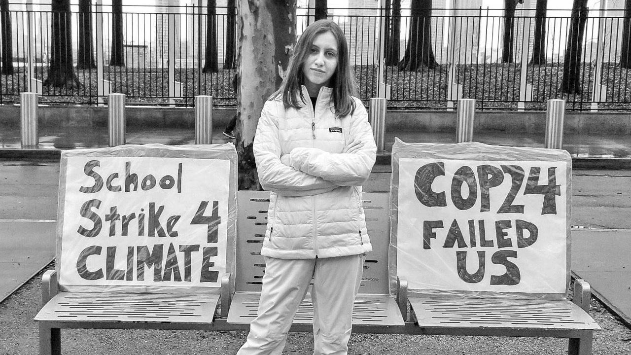 Alexandria Villaseñor - Climate activist