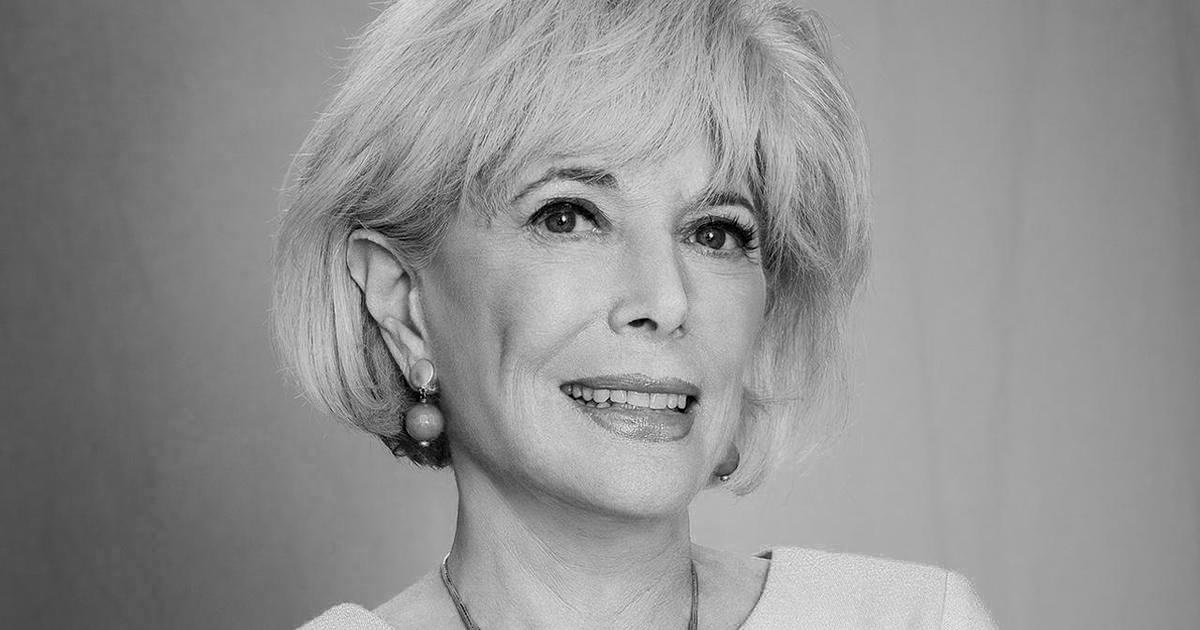 Lesley Stahl - American Television Journalist