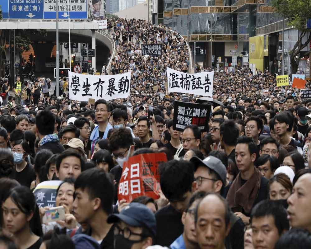 the common good hong kong protests 2019