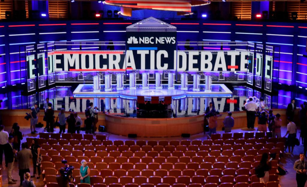 2020 democratic debate  the common good