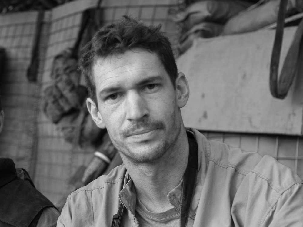 Tim Hetherington ✝ - British photojournalist