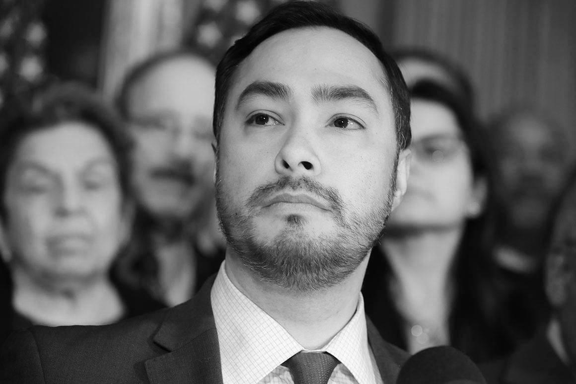 Representative Joaquin Castro - Democratic Member of the U.S. House representing Texas' 20th Congressional District