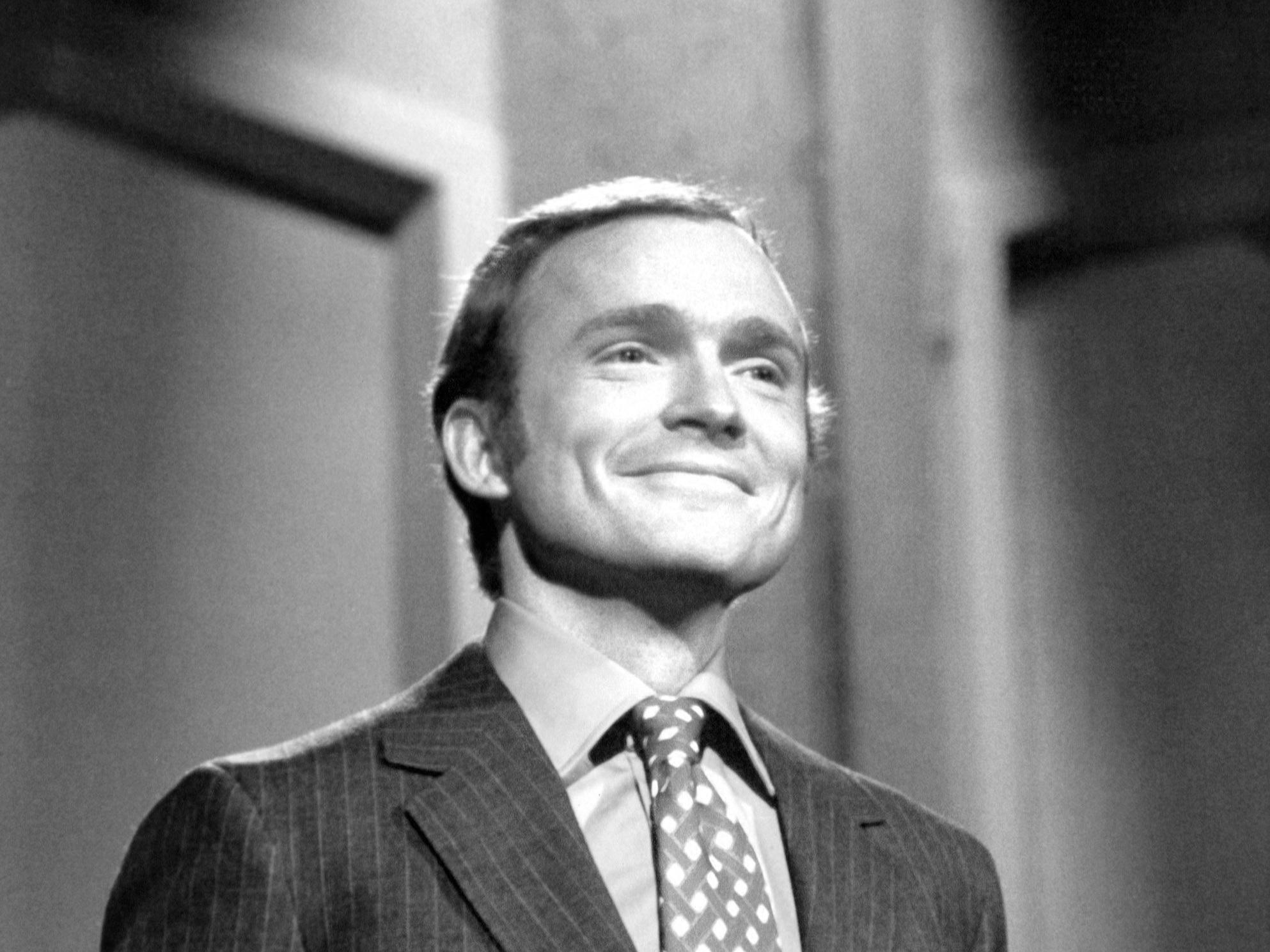 "Dick Cavett - Author and Host of ""The Dick Cavett Show"""