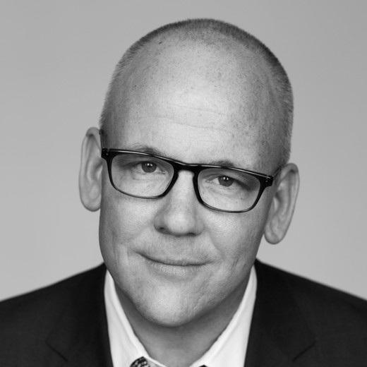 John Heilemann - American journalist, national-affairs analyst for NBC News and MSNBC