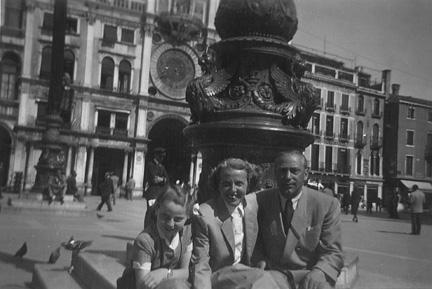 Vera in Budapest