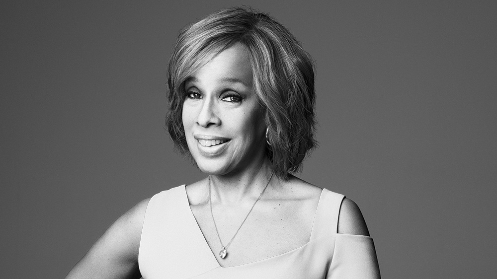 Gayle King - American television journalist and personality