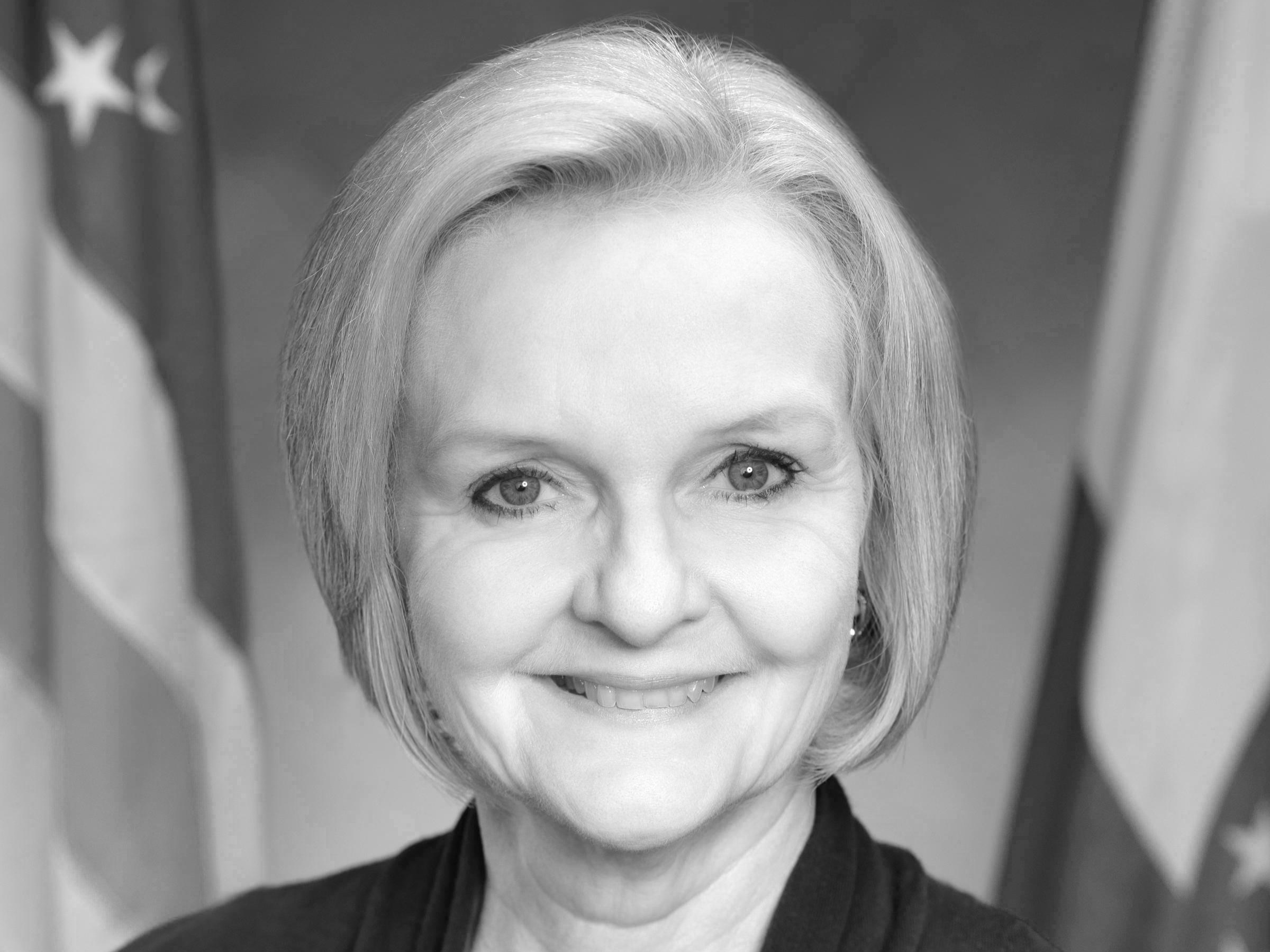 The Honorable Claire McCaskill - Former Senator of Missouri, political analyst