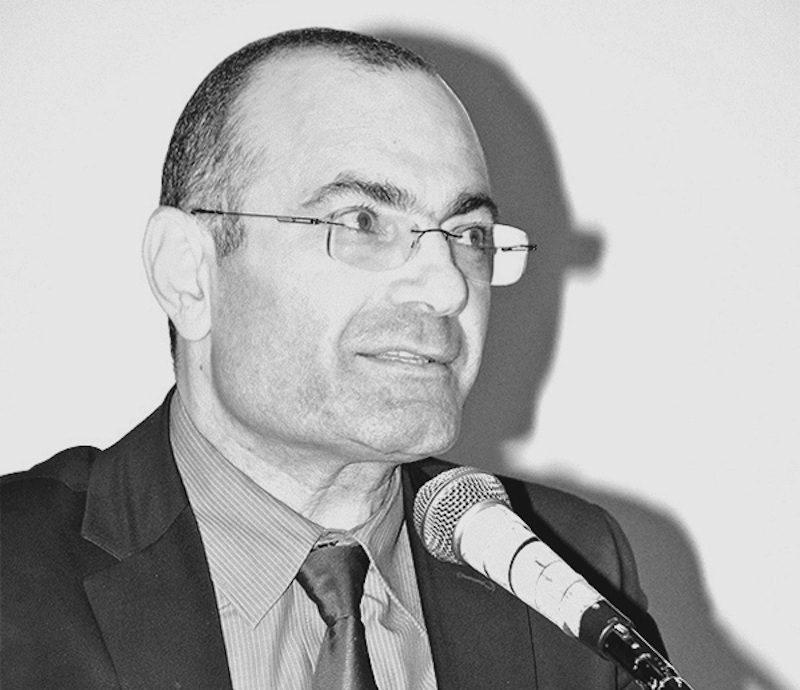 Professor Uzi Rabi - Director of the Moshe Dayan Center for Middle Eastern and African Studies
