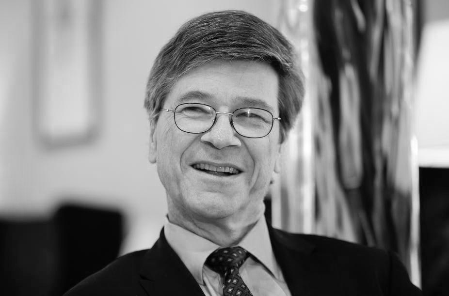 Jeffrey Sachs - Economist, policy analyst
