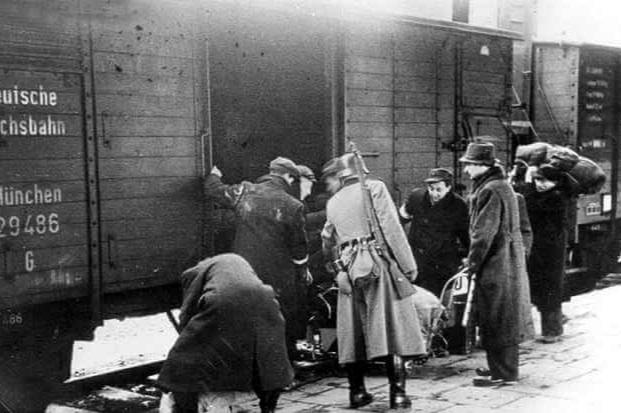 Jews-from-Krakow-forced-onto-trains-heading-to-Belzec.jpg