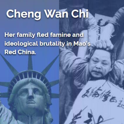 Cheng Wan Chi My American Story