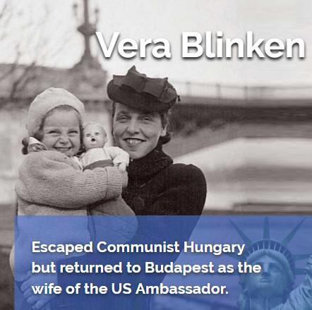 Vera Blinken My American Story