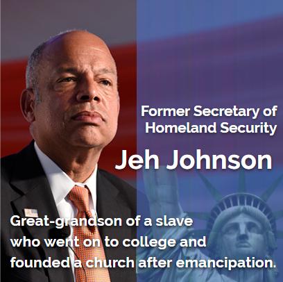 Jeh Johnson My American Story