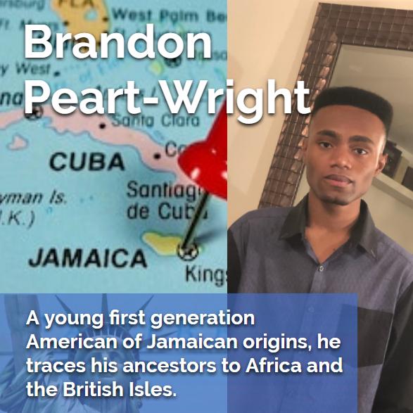 Brandon Peart-Wright My American Story