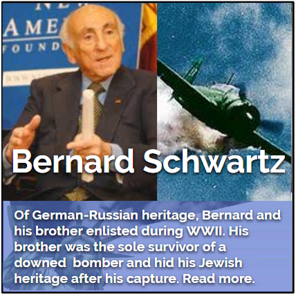 Bernard Schwartz  My American Story