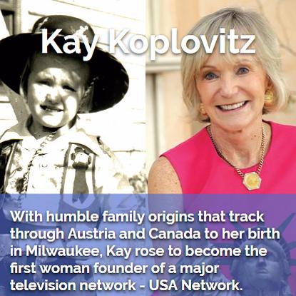 My American Story Kay Koplovitz