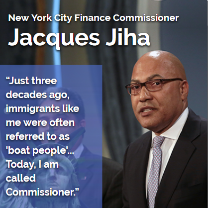 My American Story Jacques Jiha