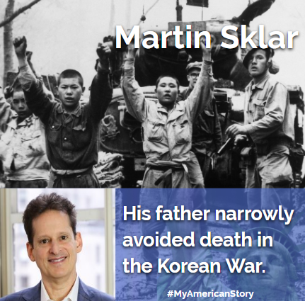 Martin Sklar  My American Story
