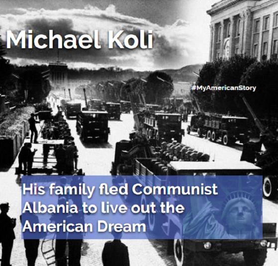 Michael Koli  My American Story