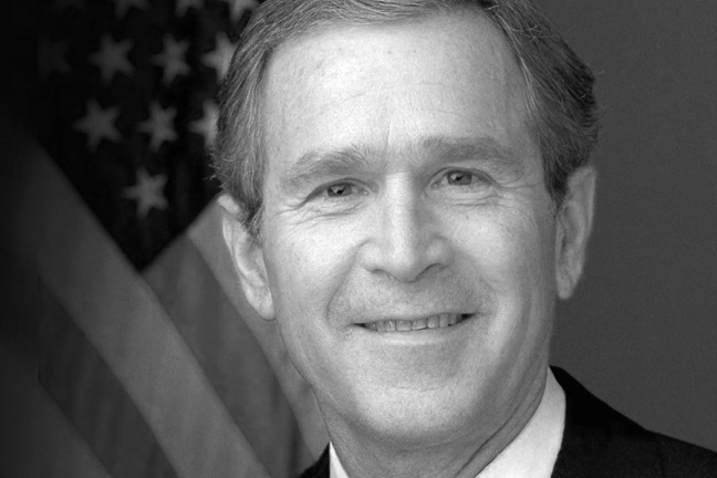 President George W. Bush - 43rd President of the United States