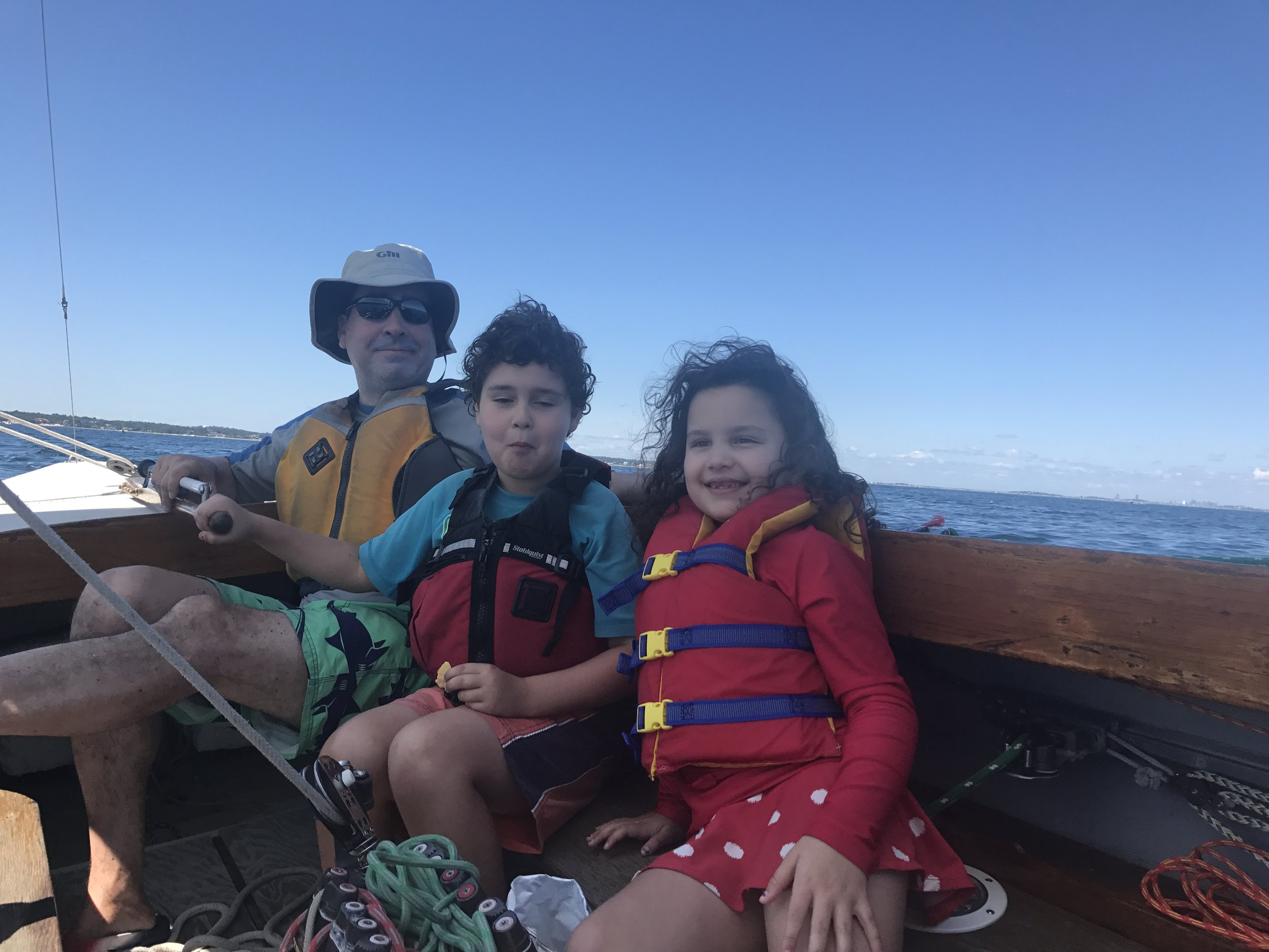 great family boat