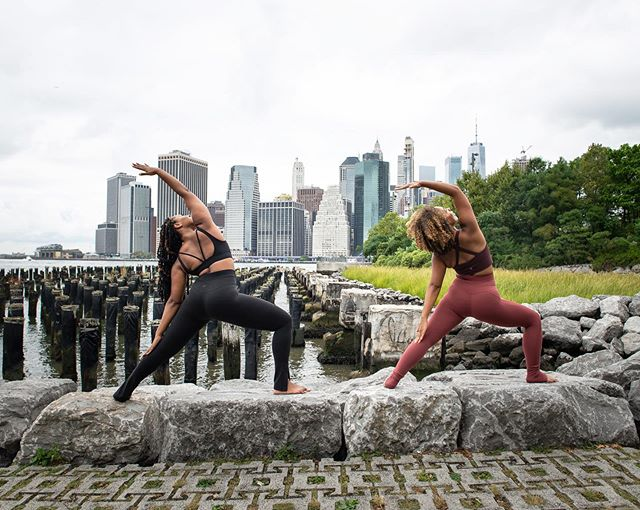 Flow with us for our final National Yoga Series #powerinpractice at Athleta Studio, tomorrow morning 8am and Monday September 30th 7pm. Sign up with the link in our bio!