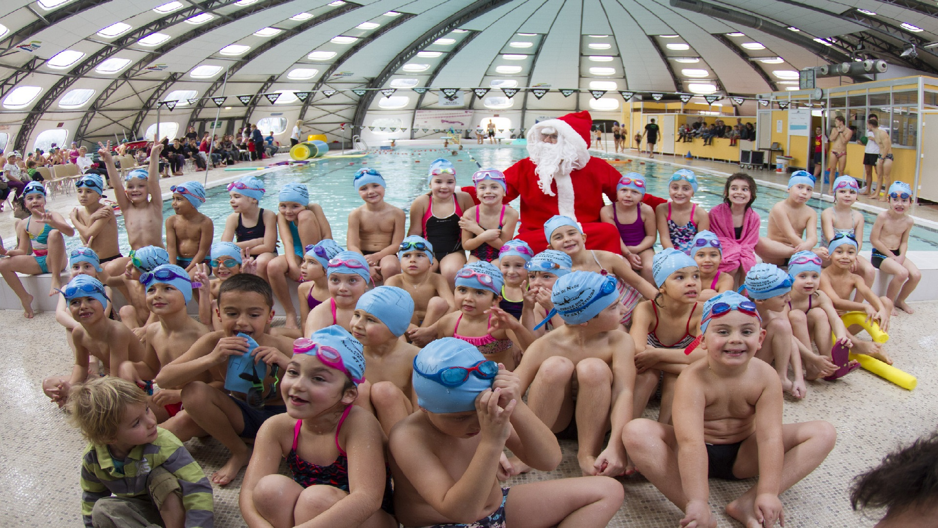 École de natation - Les horaires 2019-2020