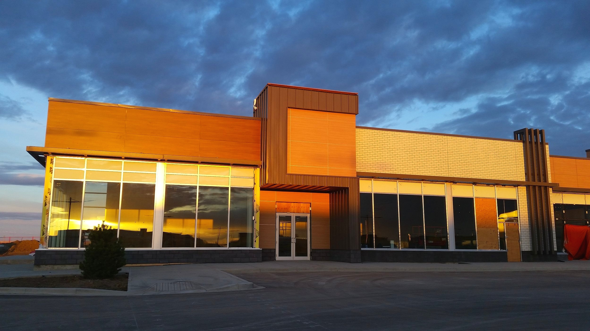 Coulee Glass and Aluminum Storefront