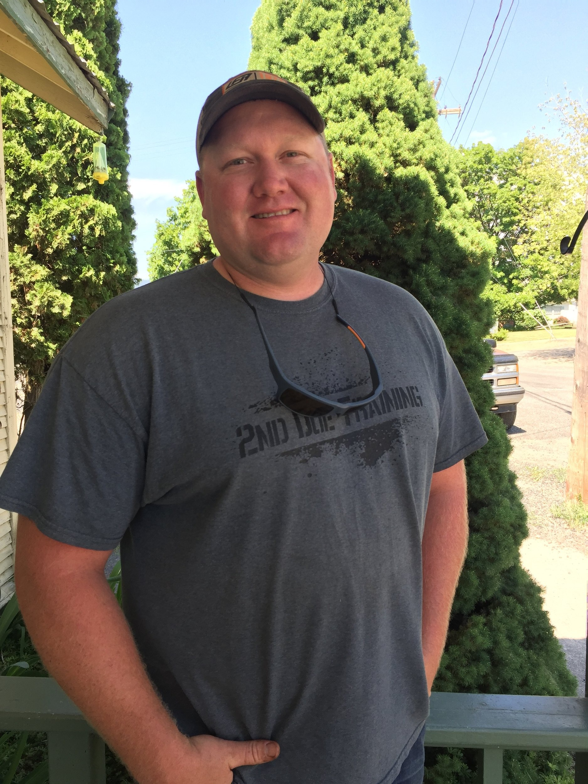 Wes Rice - Public Works Supervisor - PublicWorks@CityofHarrison.orgFor a water or sewer emergency please contact Wes at: 208-582-4096