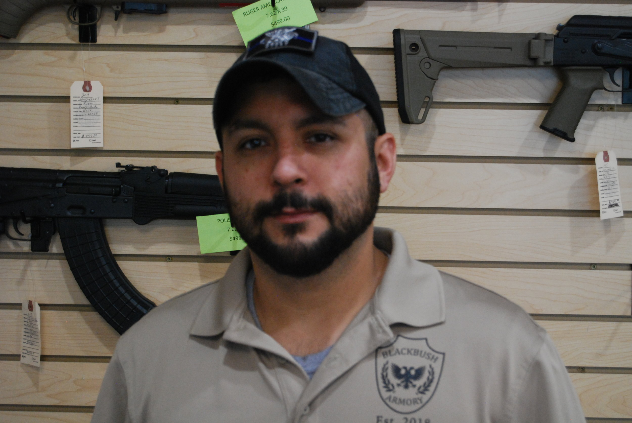ignacio saldana - Born and raised in Texas, Ignacio is an NRA and CLEET certified instructor, US Army Iraq Veteran and works full time law enforcement for the state of Oklahoma.