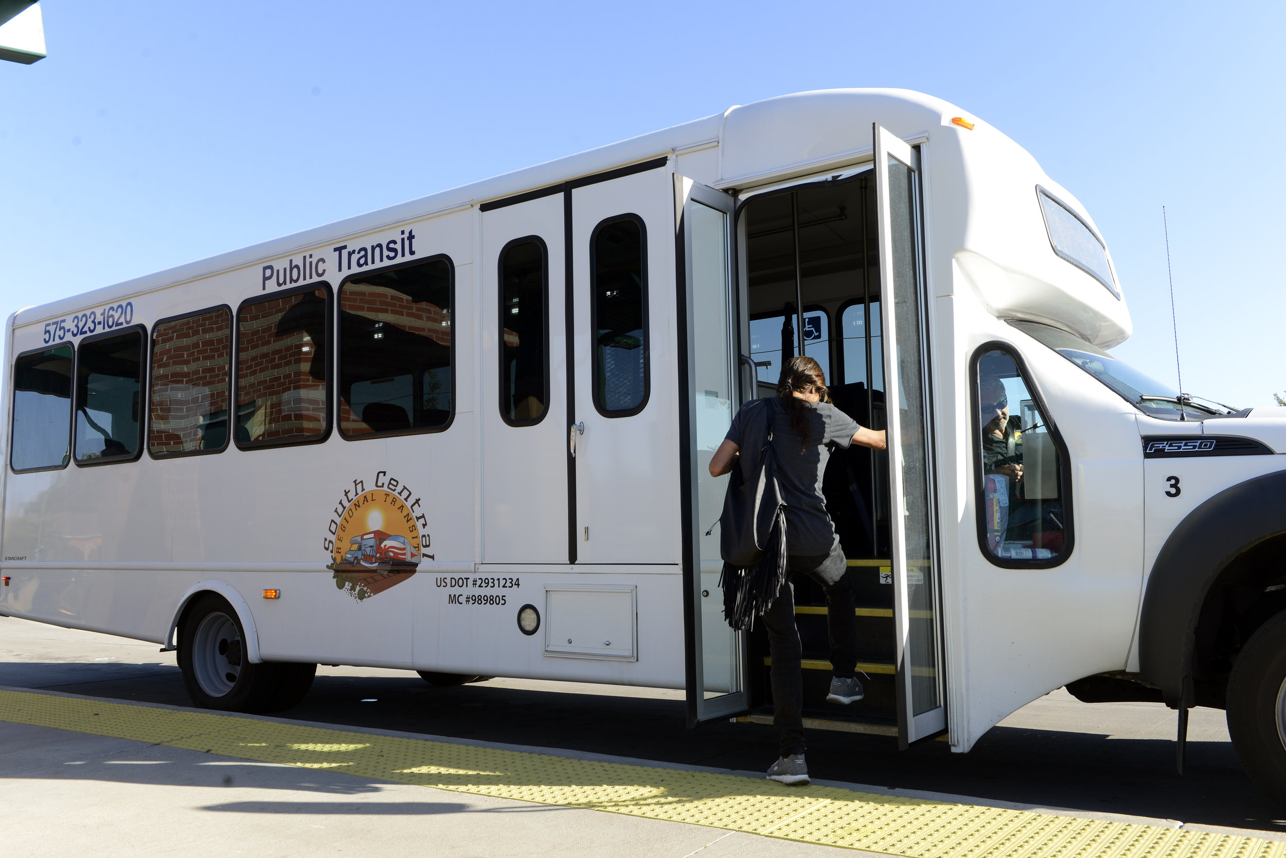 Bus service coming to north county