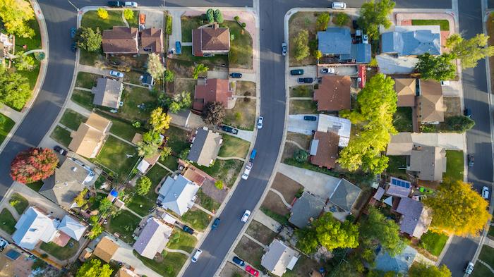 San Diego Neighborhood Roofs