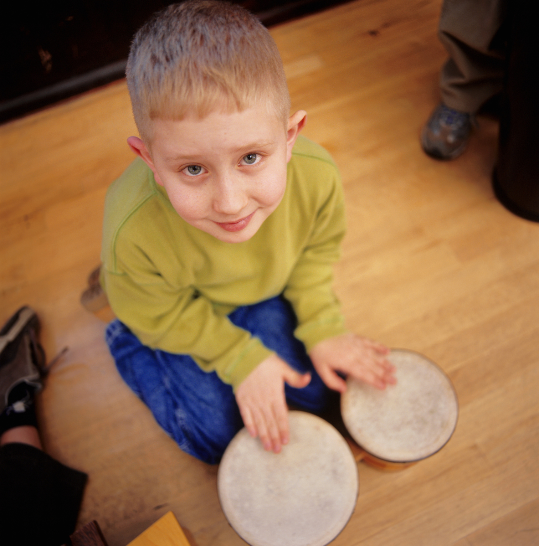 Music You - Individual sessions for a single participant.A weekly 45 minute session for 10 weeks.
