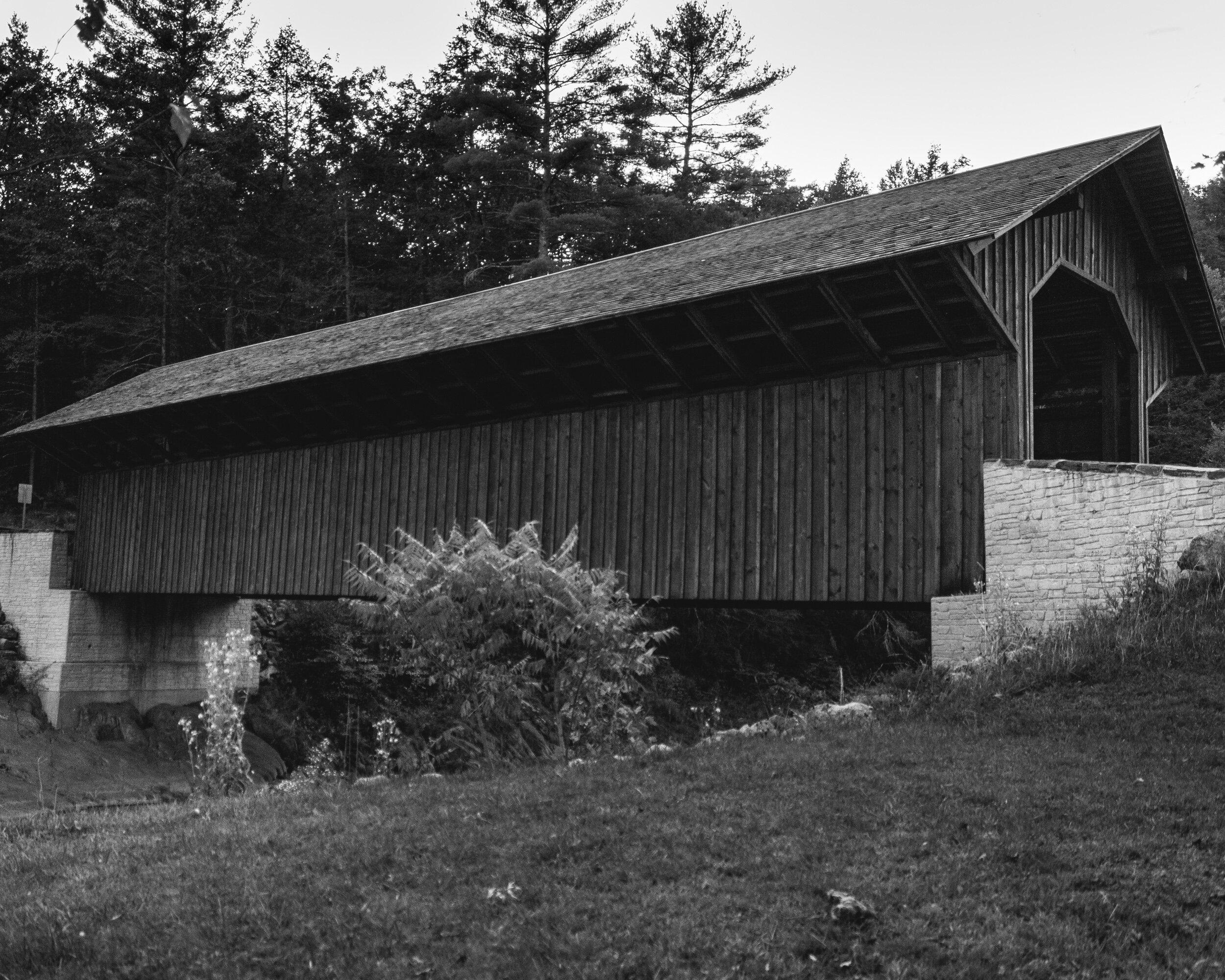 Eunice Williams Covered Bridge Black and White.jpg