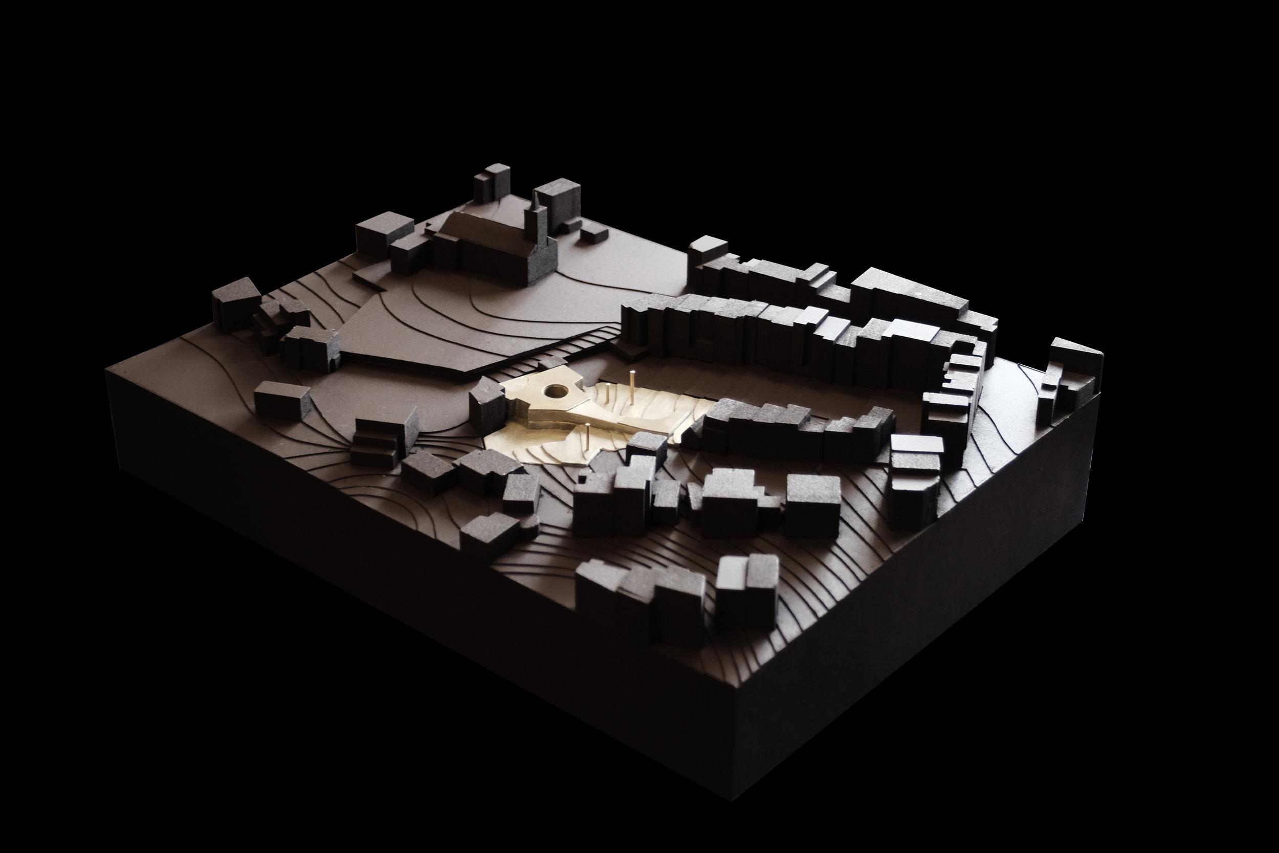 1. New House in Hampstead Model, Haworth Tompkins, credit Fred Howarth.jpg