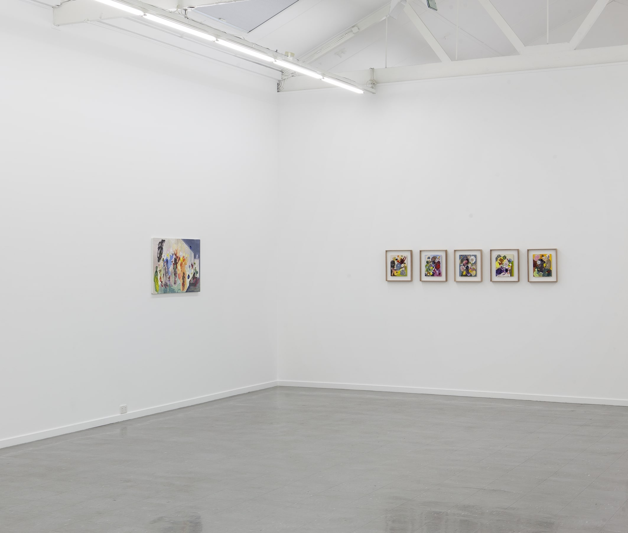 Installation view - Sutton Gallery Melbourne