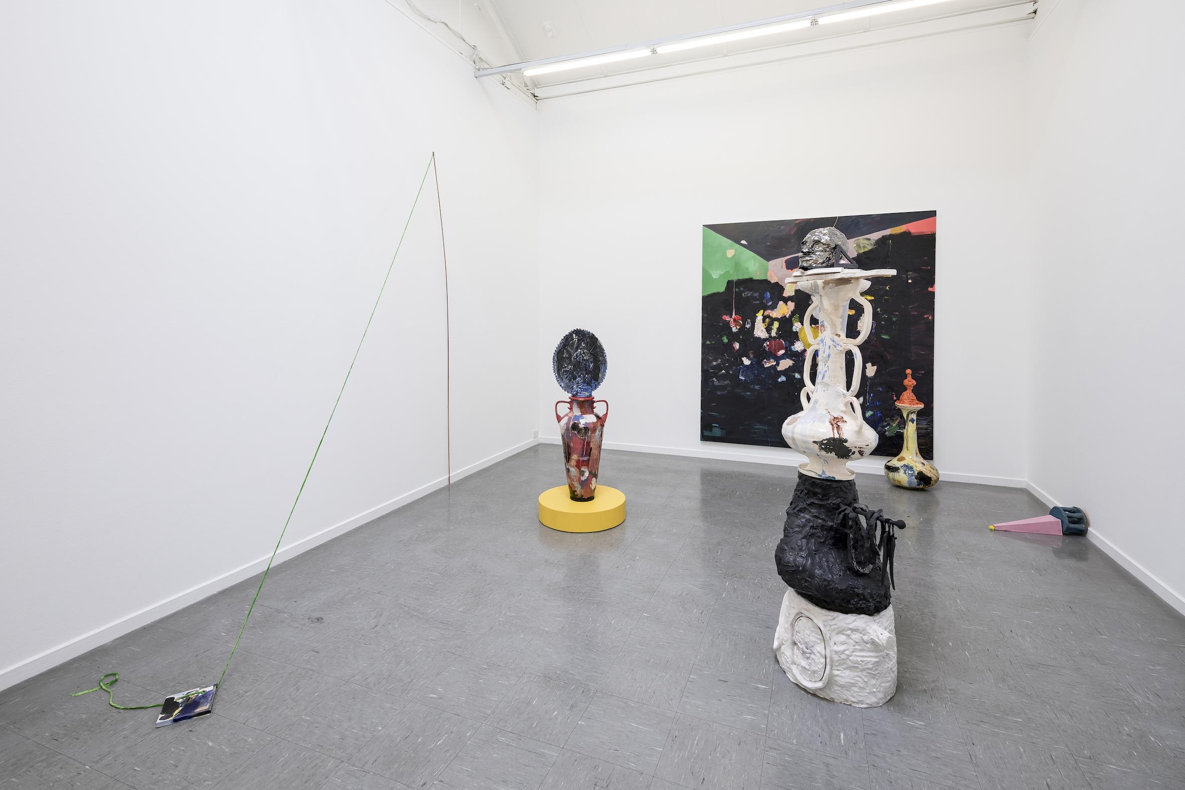 installation view - Sutton Gallery Melbourne