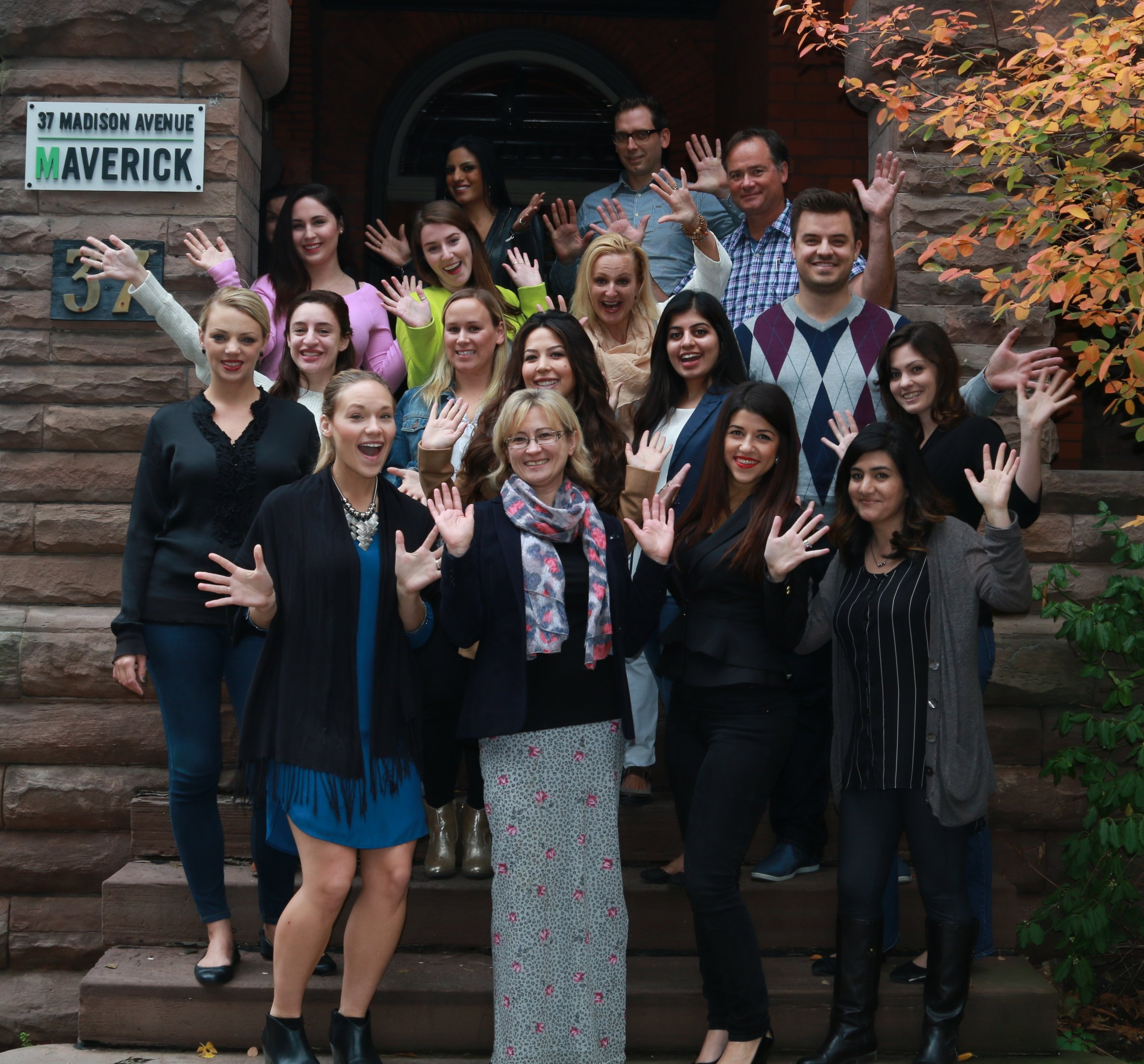 Staff photo - Fall 2014 - JAZZ HANDS.jpg