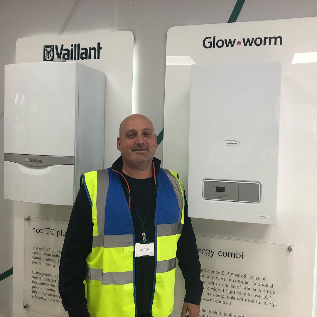 Keith Hooper of Pentland Plumbing
