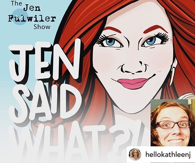 Listen to show creator @hellokathleenj tomorrow (Thurs) at 2pm on the @jenniferfulwiler show on SiriusXM! Kathleen will be talking about this show 🙌🏻👏🏻 . . . . Posted @withrepost • @hellokathleenj 🎺FUN! ANNOUNCEMENT! 🎺 I'll be on the @jenniferfulwiler show on @siriusxm! Thursday, Aug 15, @ 2pm, talking about my new Catholic sitcom, @forloveofgodtv! 🥳 To share my excitement, I made this beautiful promotional graphic. 🎨 . . . #forloveofgodtv #catholicsitcom #catholicwriter #naughtycornertour #writingmywritingdown #writeeveryday #screenwriter #femalefilmmakerfriday #cleancomics