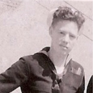 Bill Beckstrom - WWII - Navy