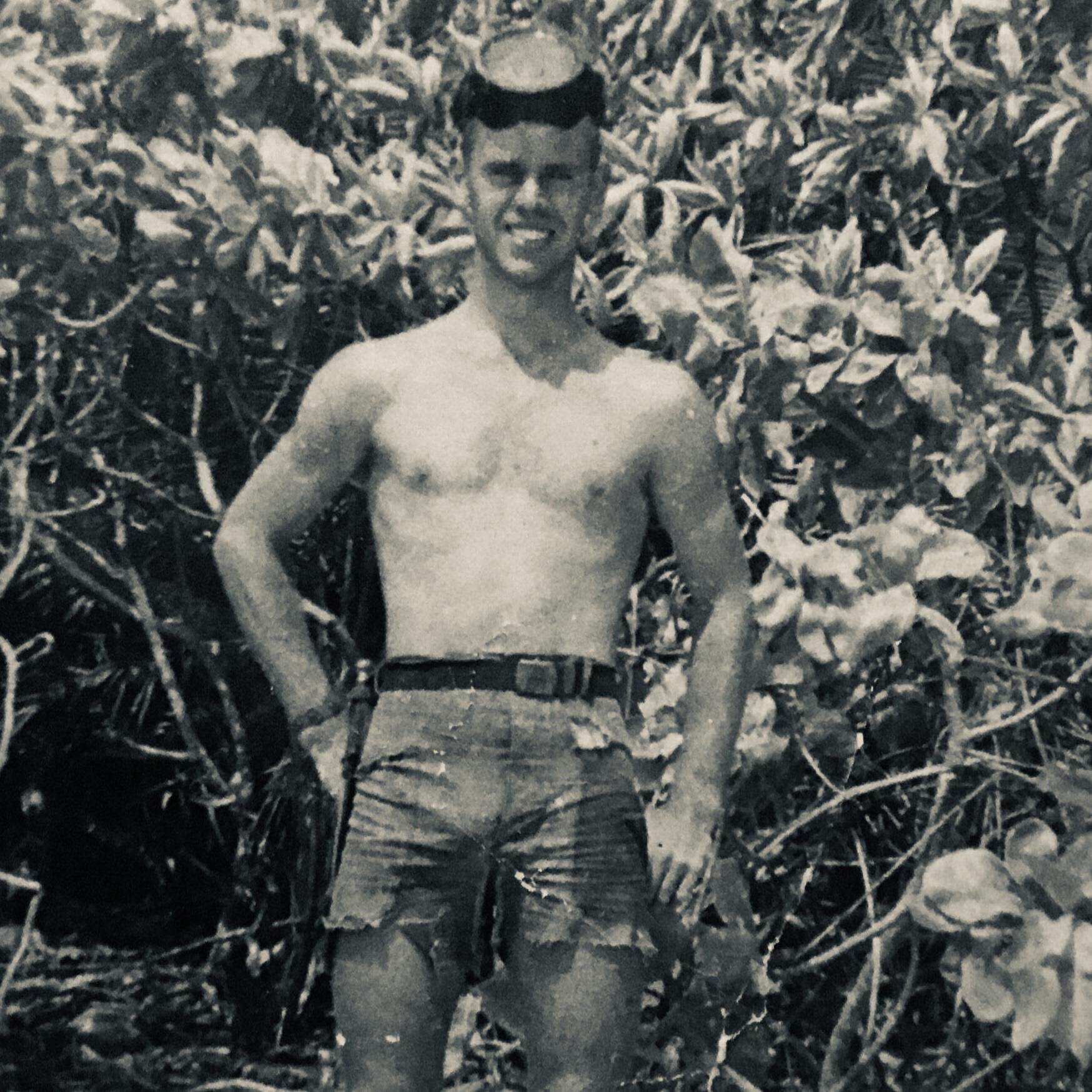 Carl B. Carlson - WWII - Navy