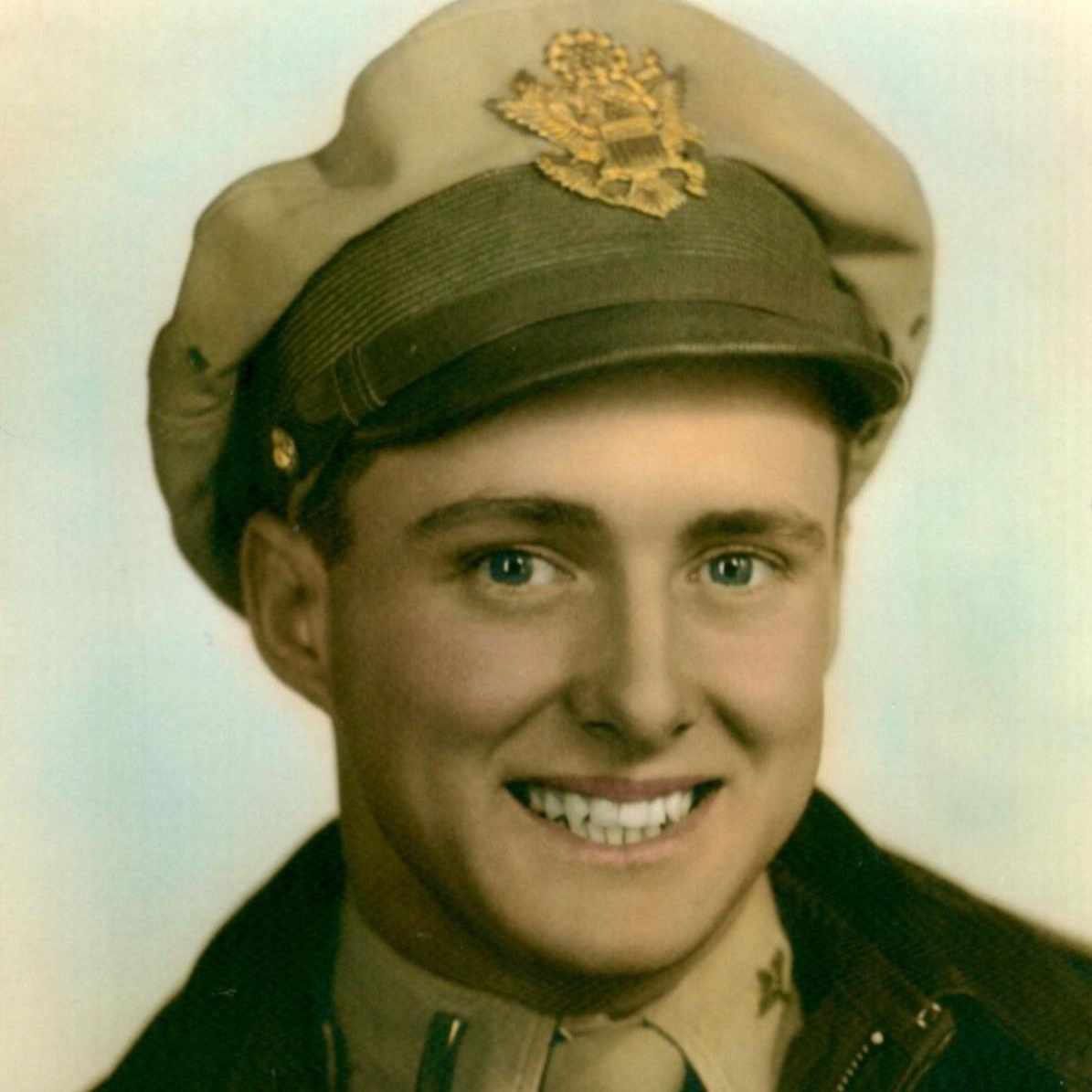 Harley Drollinger - WWII - Air Force