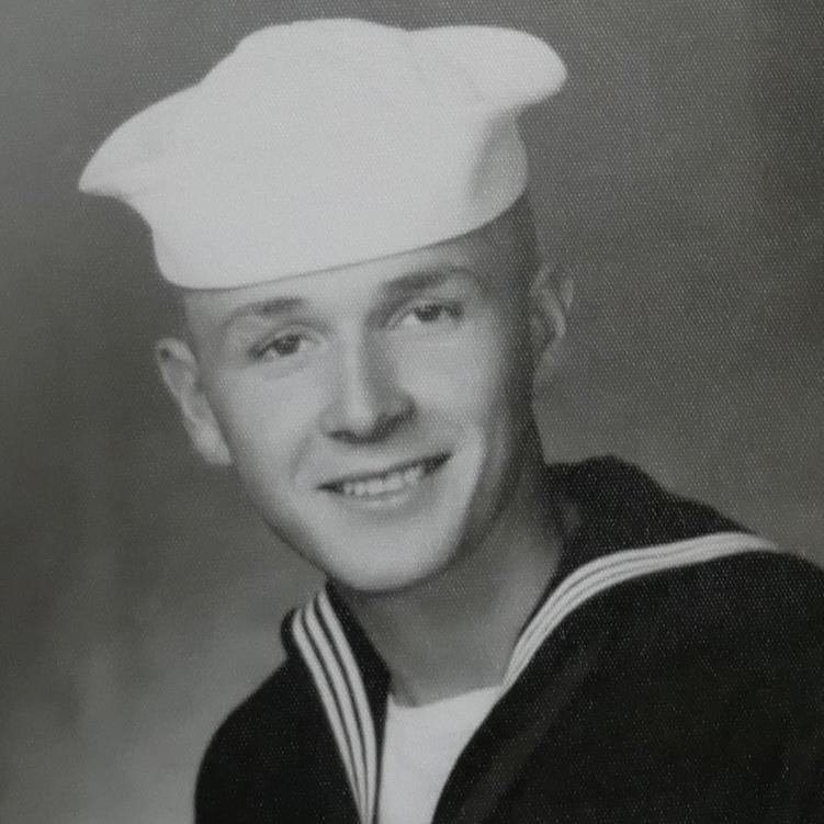 Al Holm - Korea - Navy