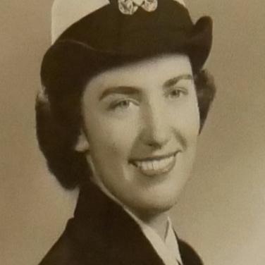 Bernadette Pederson - Korea - Navy
