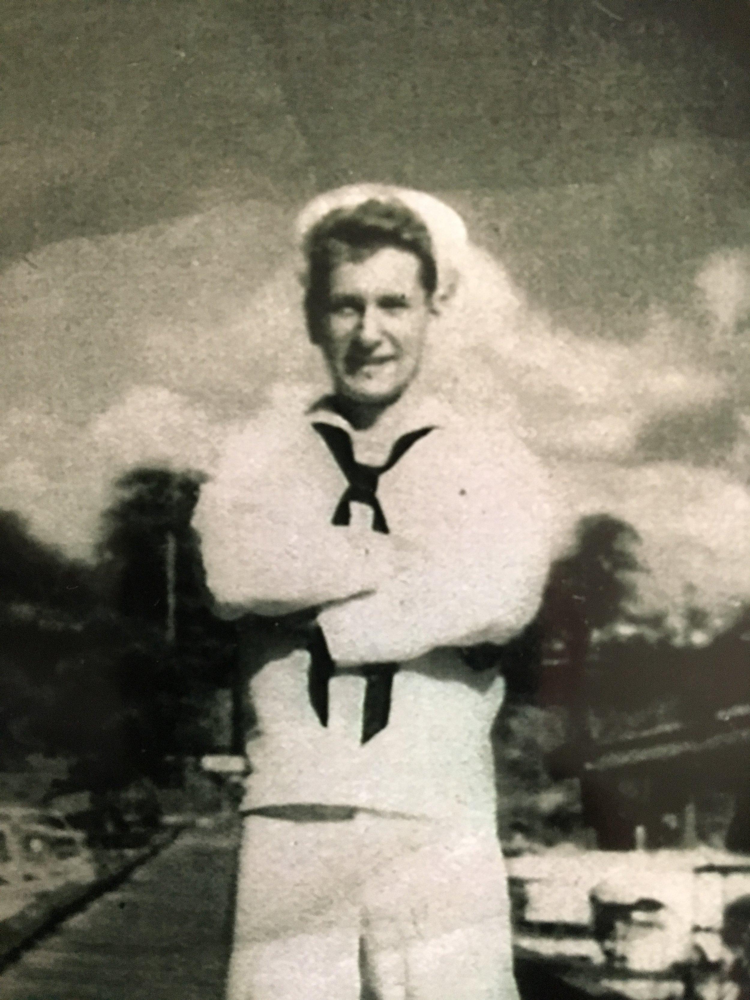 Ralph Virene - Navy - WWII