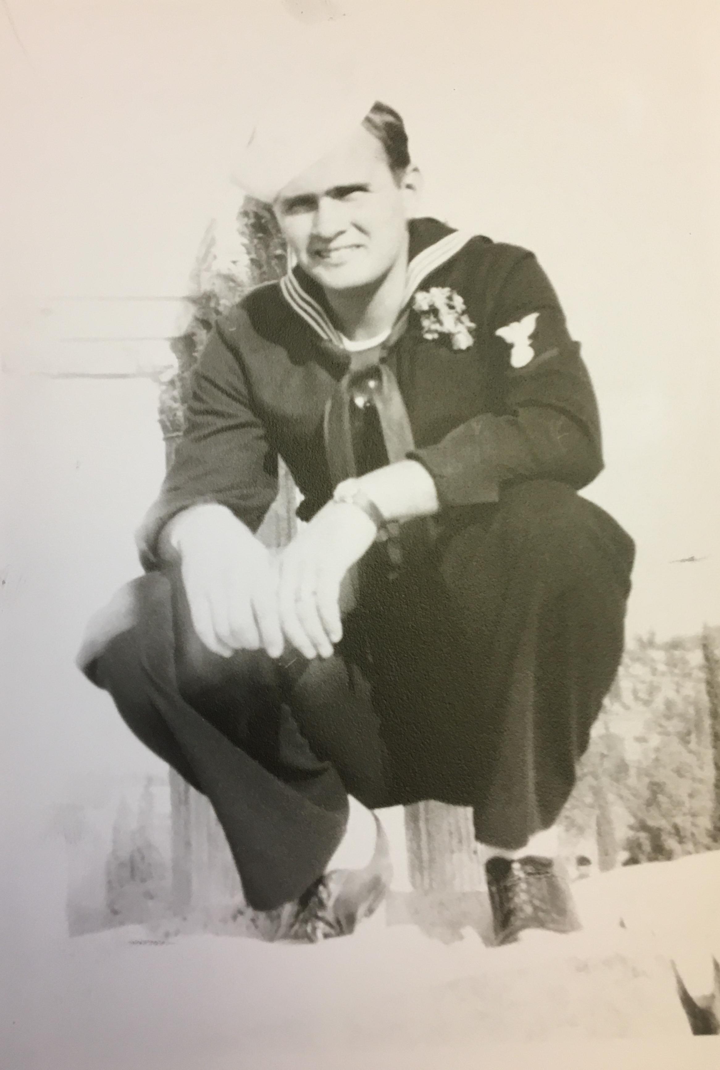 Gene Morse - Navy - WWII