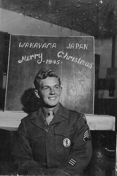 Jack Rogers - WWII - Army