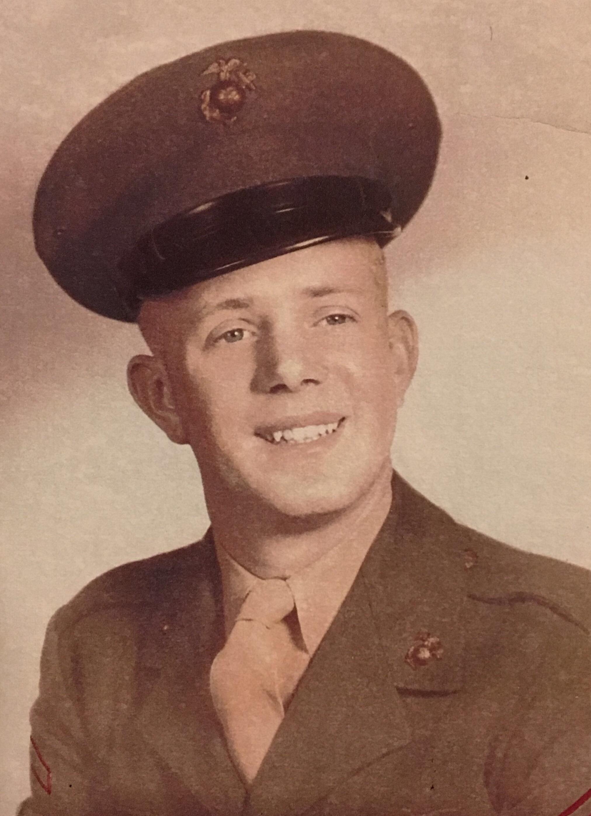 Grant Powell - Korea - USMC